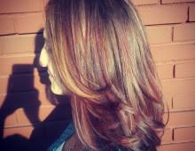 Multi-tonal color and cut